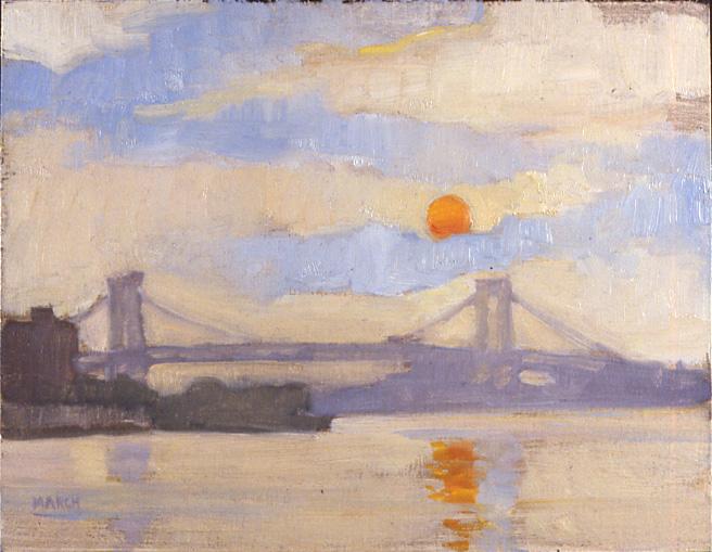 East River Dawn