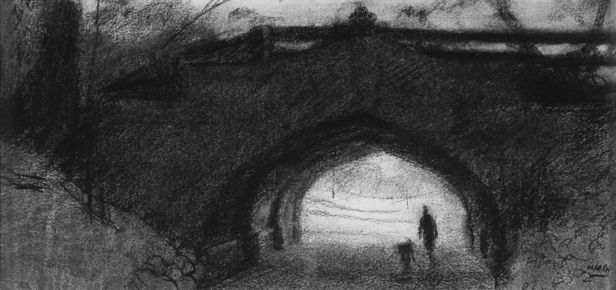 Endale Arch Study
