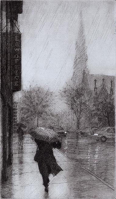September Rain 7th Avenue