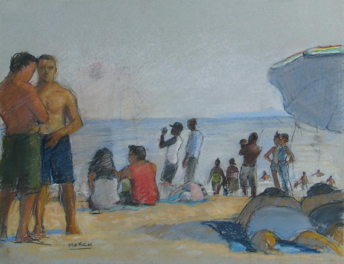 C.I. Beach-Macho Guys