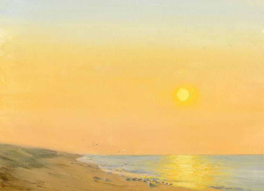 Cape Sunset 2