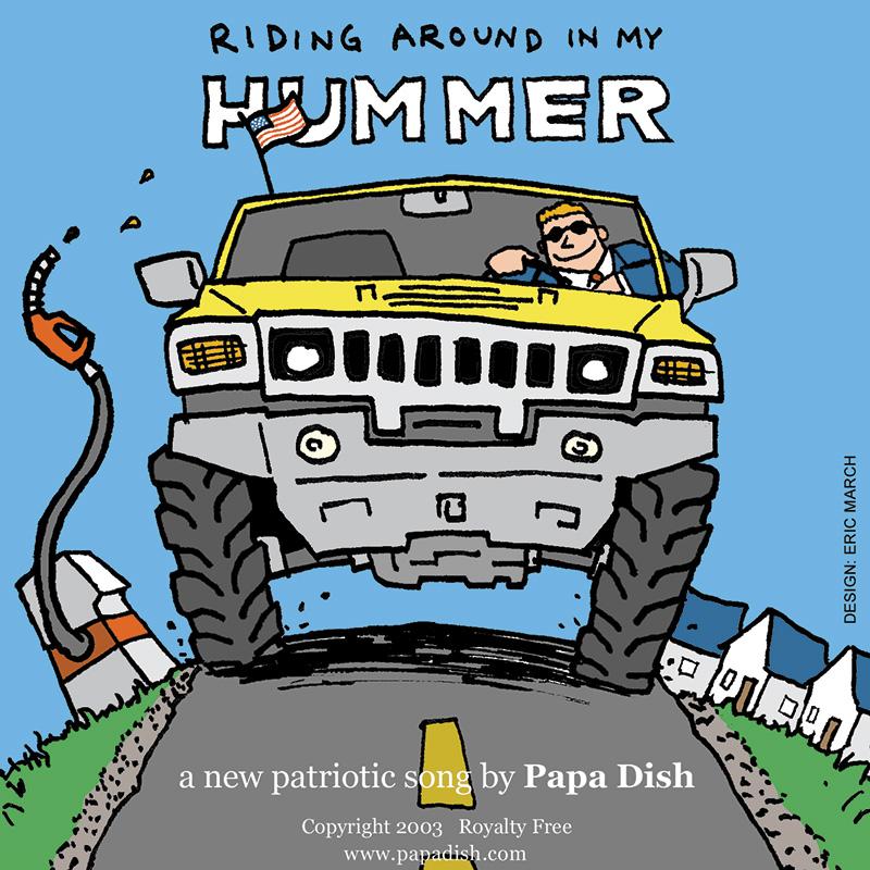 Ridin' Around in my Hummer