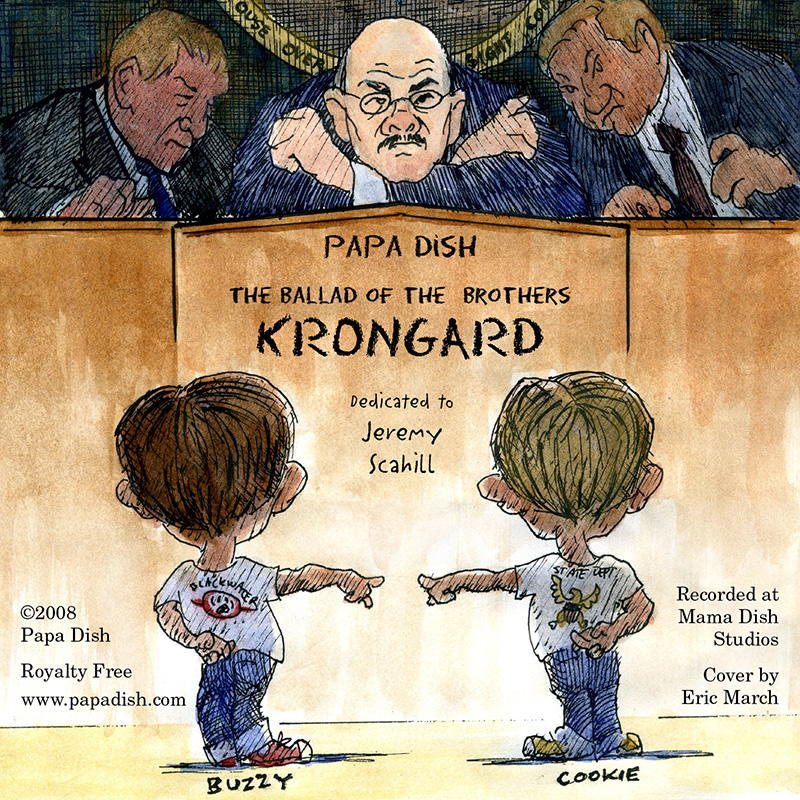 The Brothers Krongard