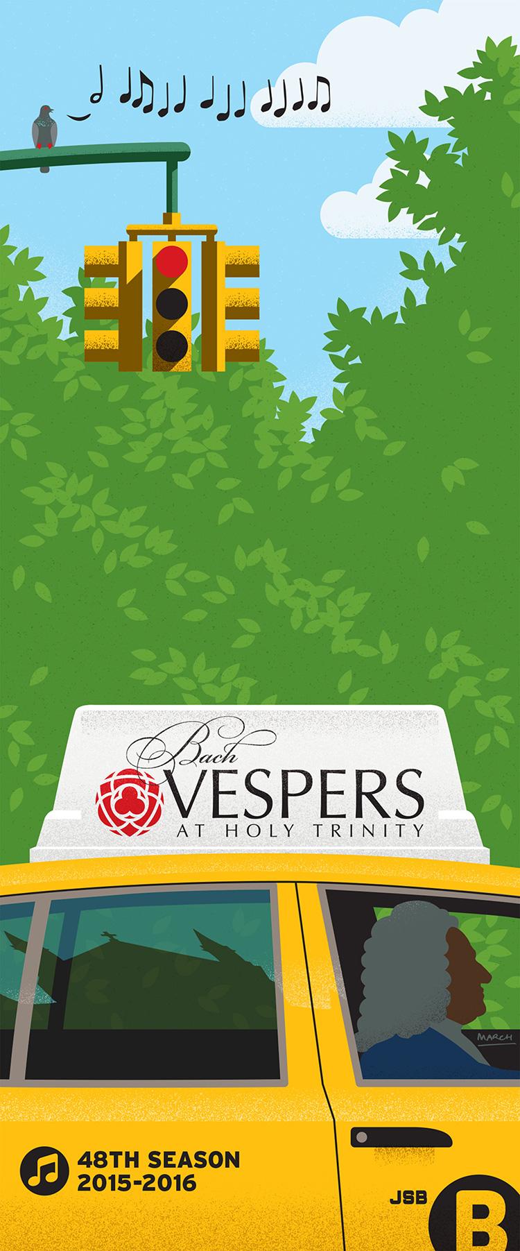 Bach Vespers at Holy Trinity: Season 48