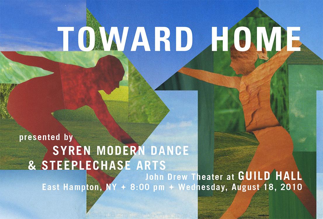 SYREN Modern Dance: Toward Home