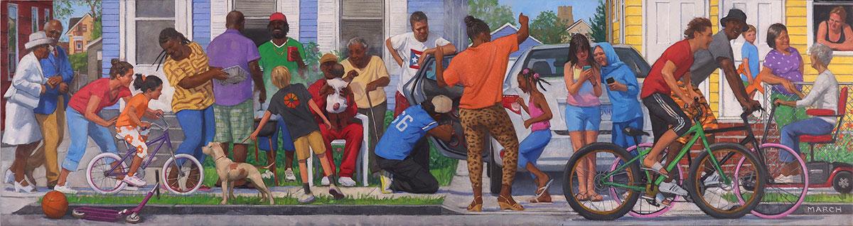 Neighborhood Rhythm