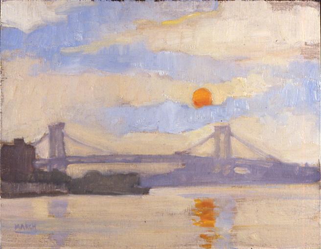 East River Dawn