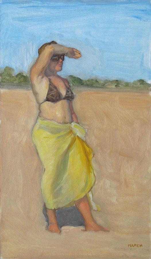 Beach Study of Lynn
