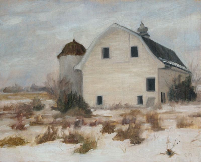 Carmichael Barn