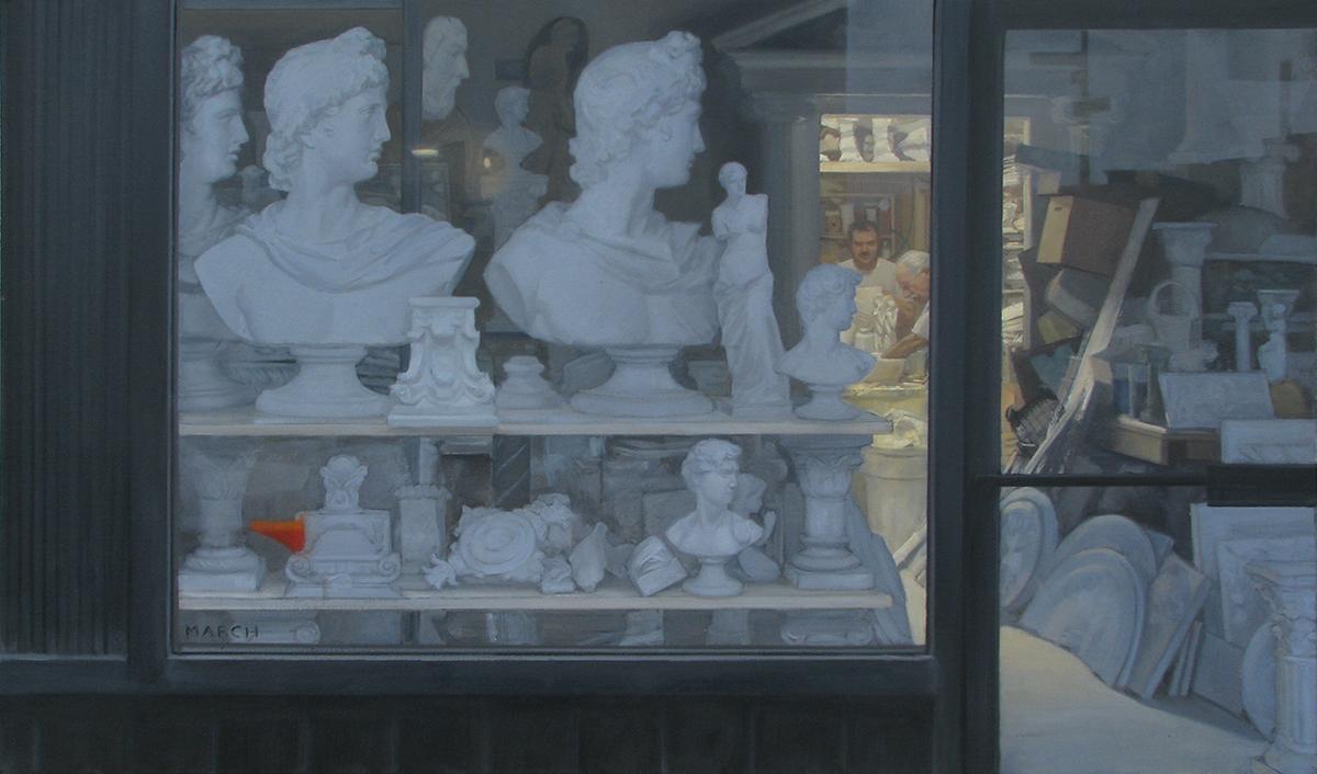 Kostas Plaster Shop
