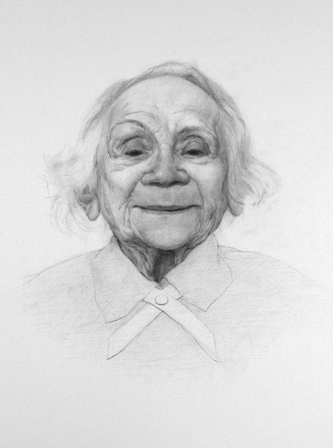 Sara Blitzer at 100