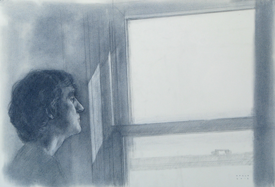 Tom at Window