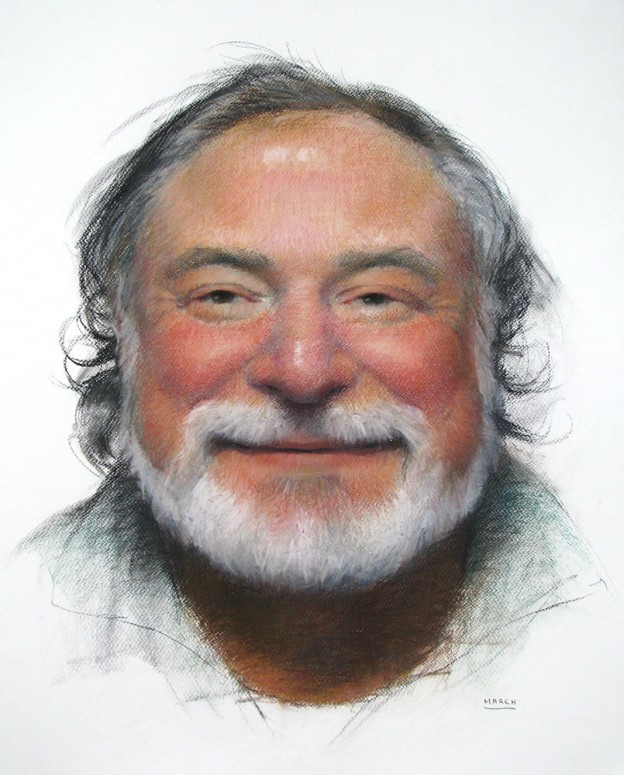 """""""The Portrait in Pastel"""" Workshop at CAW"""
