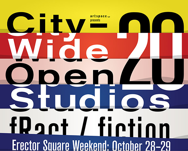 City Wide Open Studios Erector Square WeekendOctober 28-29, 2017