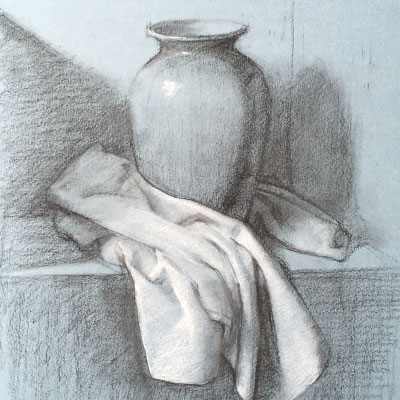 Fundamentals of Drawing at the Art Students League